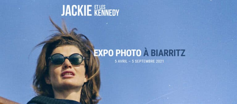 Read more about the article Exposition « Jackie et les Kennedy » à Biarritz